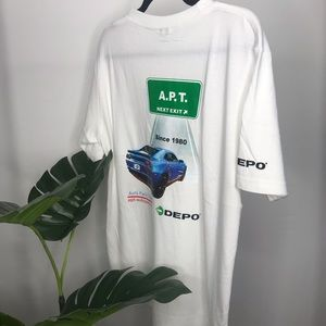 New Style Local Auto body T-shirt